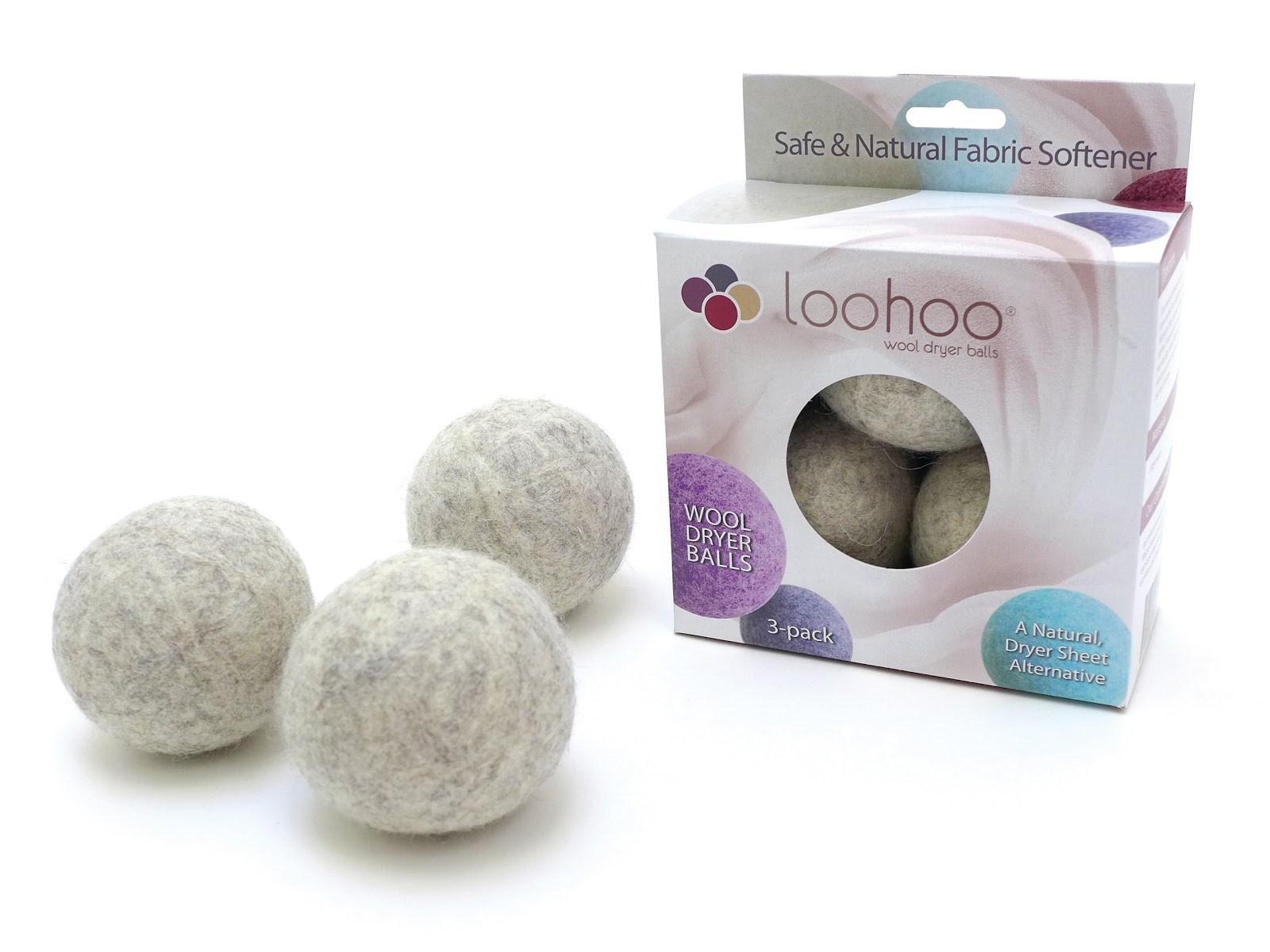 loo hoo dryer balls